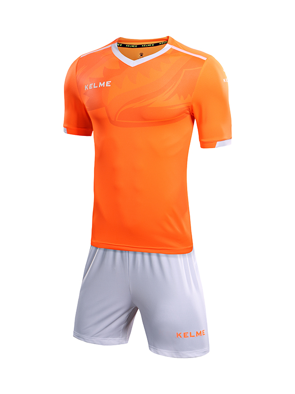 SHORT SLEEVE FOOTBALL SET ( SEMI FITTED ) | KMC160027