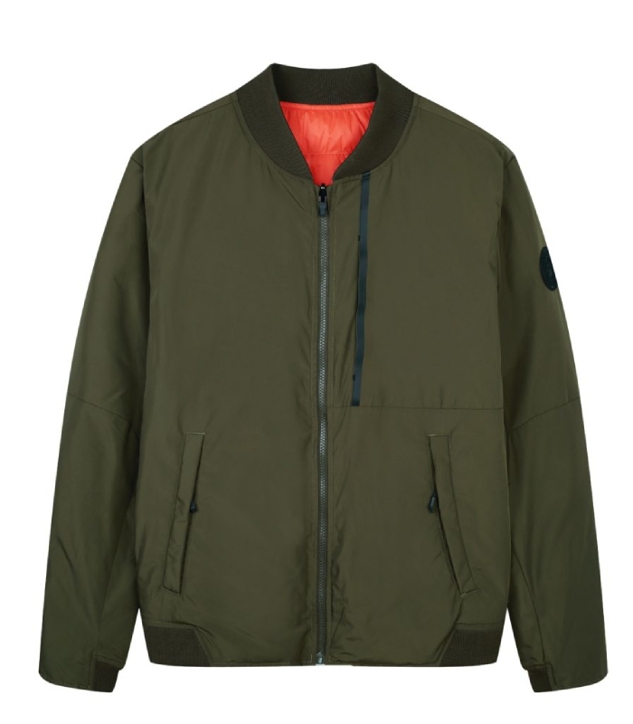 BOMBER DOWN JACKET | 36841002